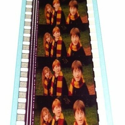 Harry Potter  5 Film Cell Strip -  Buy 1 And Get 1 For Free Fs