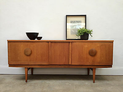 Vintage Beautility 1970s Teak Cocktail Sideboard. Danish. Mid Century. DELIVERY
