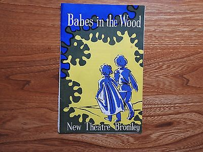 babes in the wood programme.