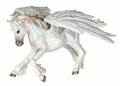 Safari Ltd Mythical Realms Fantasy Pegasus Figure Toy Incredible Detail Figurine