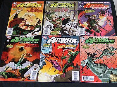 Connor Hawke - Dragon's Blood : Complete 6 Issue Series. Green Arrow. Dc. 2007