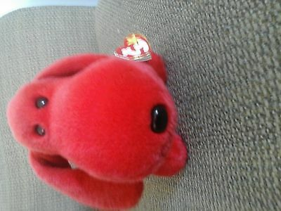 """Authentic  """" ROVER """" beanie baby"""