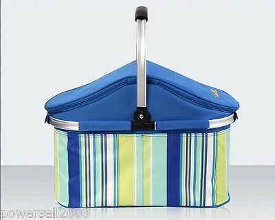 British Outdoor Portable Lunch Box / Picnic / Travel Insulated Cooler Bag