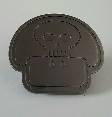 Nintendo Official Game Over Poison Mushroom Belt Buckle