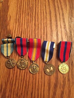 Armed Forces Medals Lot