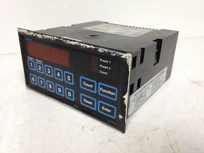 Eaton Durant 5883-1 58831-400 Electric Programmable Counter 5 Digit Control USED