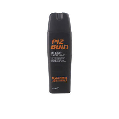 Cuidado Solar Piz Buin unisex IN SUN spray SPF15 200 ml