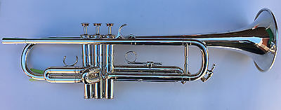 Selmer (Paris) Radial 2 Bb trumpet silver plated