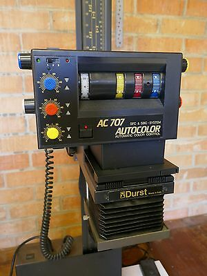 Durst AC707 Autocolor Enlarger (SFC and SBC System)