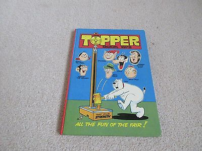 THE TOPPER ANNUAL 1973 /BERYL THE PERIL/FIGARO/KEYHOLE KATE/Beano/Dandy