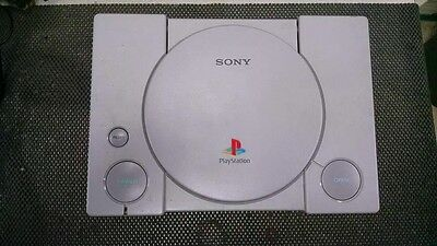Sony PlayStation 1 Lot Of 4 Consoles For Parts Or Repair