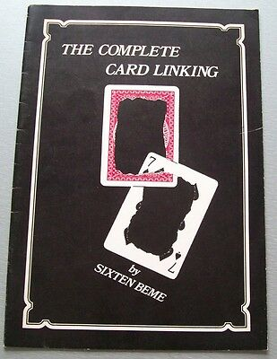 The complete card linking by Sixten Beme