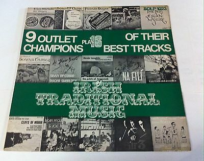 9 Outlet champions play 16 of their best tracks. Outlet records. SOLP 1023. Lp.