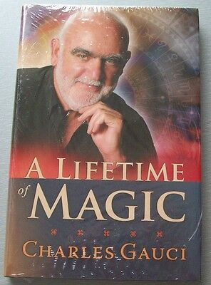 A lifetime of magic by Charles Gauci