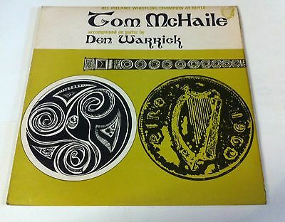 Tom McHaile. All Ireland whistling champion at Boyle. Outlet records. OLP 1016