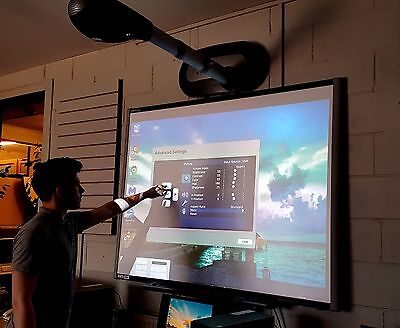 SmartBoard 600i Interactive Whiteboard System-Including Unifi 35 Projector+SB680