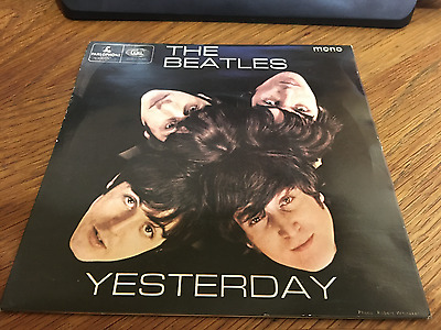 "The Beatles ""Yesterday"" 7"" EP - Parlophone GEP 8948 - Never Played"