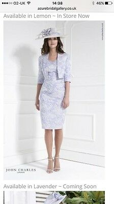 John Charles Mother Of The Bride Outfit Size 14 Brand New With Tags Take A Look!