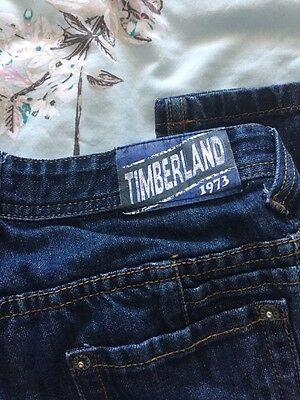 Boys Timberland Jeans Age 10