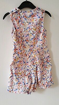 Next Floral Playsuit 4 Years