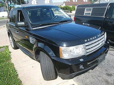2006 Land Rover Range Rover Sport  Land Rover Range Rover Sport - Super Charged - 1 Owner