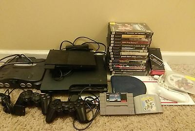 Mixed Video Game Bundle  Nintendo 64 ps2 ps3 games untested
