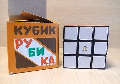 Logical game Rubiks Cube, USSR,original, vintage, 80s years NEW!!!