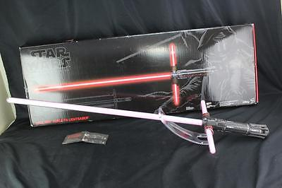 Star Wars The Black Series Kylo Ren Force FX Deluxe Lightsaber Hasbro Disney
