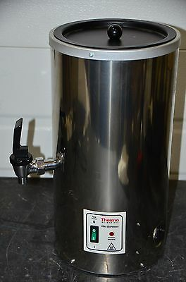Thermo Scientific 1.25 Gallon Stainless Steel Paraffin Wax Dispenser A81600111