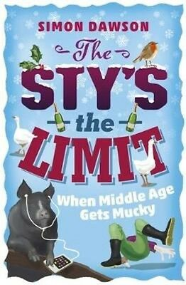 The Sty's the Limit by Simon Dawson Paperback Book (English)