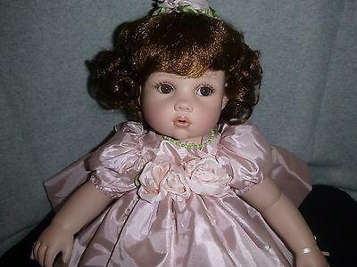 Marie Osmond Katelyn Toddler Doll  Sweet Face