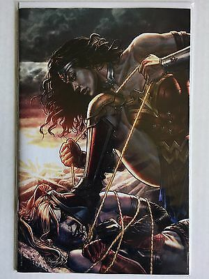 JUSTICE LEAGUE vs SUICIDE SQUAD 1 Jetpack FORBIDDEN PLANET VIRGIN Variant NM