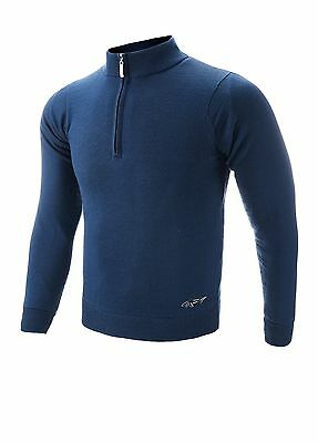 Greg Norman Ladies Womens Merino Lined Golf Sweater Top 67% OFF RRP