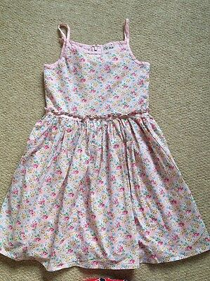Girls Summer Dress From NEXT, Age 9 Years
