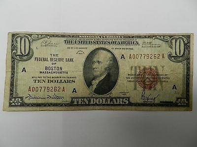 Series of 1929 THE FEDERAL RESERVE BANK OF BOSTON MASSACHUSETTS