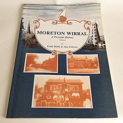Moreton Wirral A Pictorial History Vol 1 Large Paperback Book