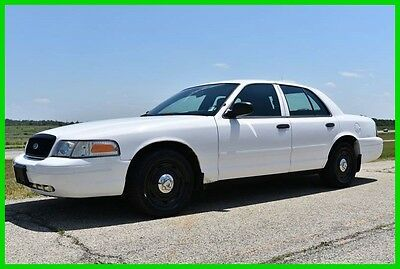 2005 Ford Crown Victoria Police 2005 Ford Crown Vic Police Interceptor No reserve