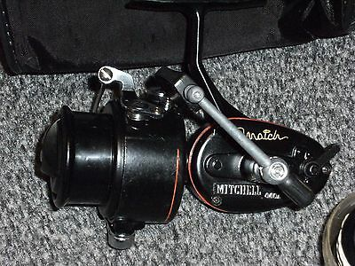 Mitchell Match 440A  Reel And Spare Spool