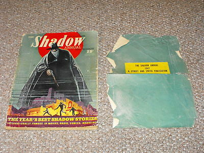 The Shadow 1947 Annual Poor Condition Street & Smith