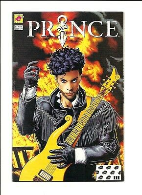 1991 Piranha Music Prince Alter Ego One-Shot 3rd Print 6.0 FN
