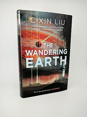 The Wandering Earth - Cixin Liu - Signed First Edition 1st/1st Limited