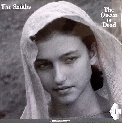 """The Smiths 31st Anniversary The Queen is Dead 12"""" Single New/Sealed"""
