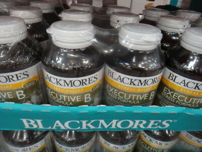 NEW Blackmores Executive B 2 x 125 Count from Fairdinks