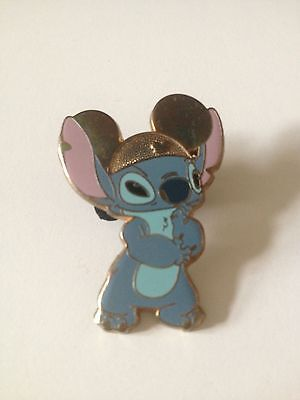 WDW Disney Stitch with Mickey Mouse Hat Pin