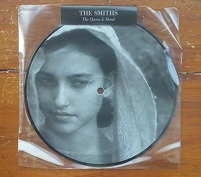 "The Smiths The Queen is Dead Ltd 7"" Picture Disc"