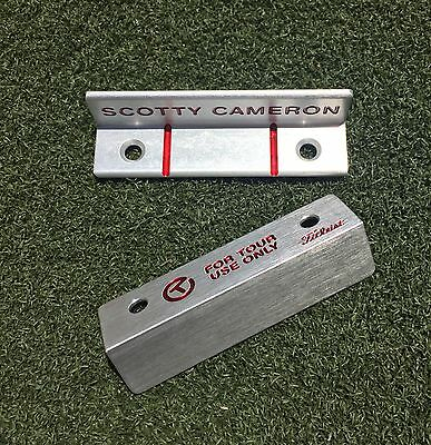 Scotty Cameron Putting Path Tool Titleist For Tour Use Only