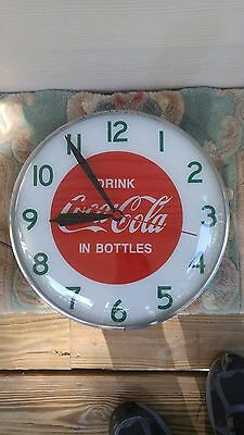 Coca-Cola PAM Clock