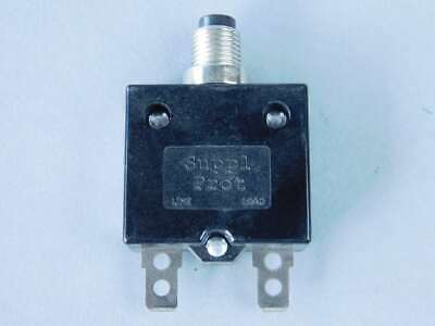 Carling Technologies 1-Pole, 5A Thermal Pushbutton Circuit Breaker CLB-053-11...