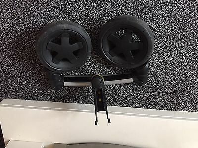 Quinny Buzz Front 2 Wheel Converter 3 To 4