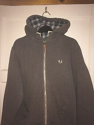 Boys Fred Perry Jumper
